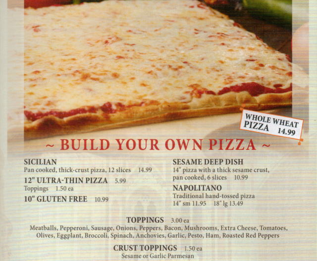 Old town pizza coupons